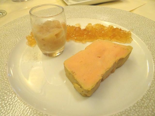 Muensterstuewel - foie gras