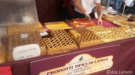 Sagra - Crostata - pastrafrola