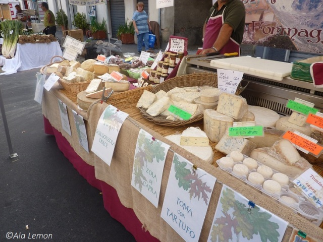 Sagra - fromage 1