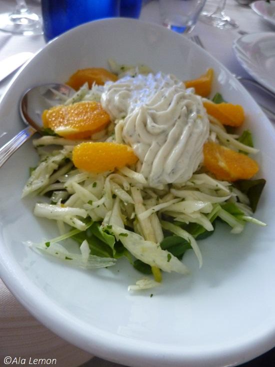 Vecchia Pesa 2 - Salade